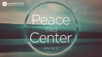Peace Filled Center